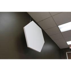 """Primacoustic Hexus-48 Hexagonal Cloud Paintable Acoustic Panel (48"""", 2-Pack)"""