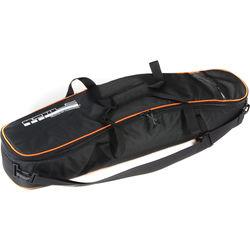 Mottus Soft Bag for CINEO Tripod (Black/Green)