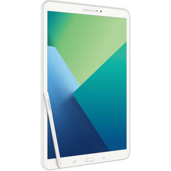 """Samsung 10.1"""" Galaxy Tab A P580 16GB Tablet with S Pen (Wi-Fi Only, White)"""