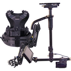 Steadicam AERO 30 Stabilizer System with Canon LP-E6 Battery Mount and A-30 Arm
