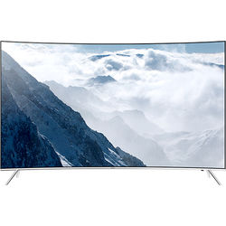 "Samsung KS8500 Series 8 SUHD 4K Curved TV (55"")"