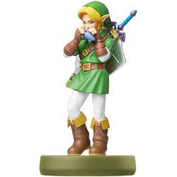 Nintendo Link - Ocarina Of Time amiibo Figure (The Legend of Zelda Series)