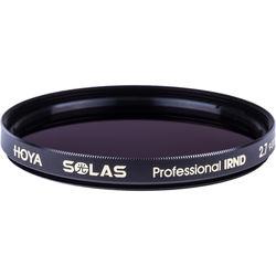 Hoya 62mm Solas IRND 2.7 Filter (9 Stop)