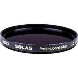 Hoya 72mm Solas IRND 3.0 Filter (10 Stop)