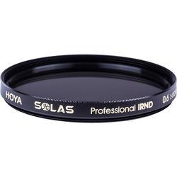 Hoya 82mm Solas IRND 0.6 Filter (2 Stop)