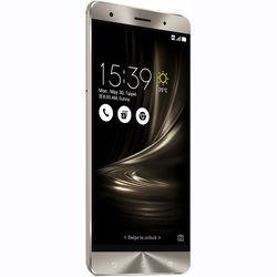 "ASUS ZenFone 3 Deluxe 5.7"" ZS570KL 64GB Smartphone (Unlocked, Glacier Silver)"
