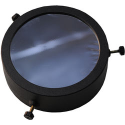 MrStarGuy Adjustable Objective White Light Solar Filter (86-117mm OD)