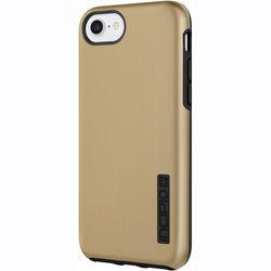 Incipio DualPro SHINE Case for iPhone 7 (Gold/Black)