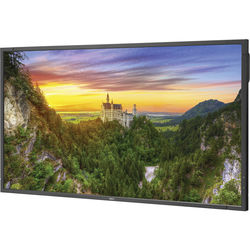 "NEC 98"" UHD Display with 4K Content"