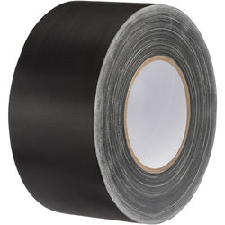 "Impact Gaffer Tape (Black, 3"" x 55 yd)"
