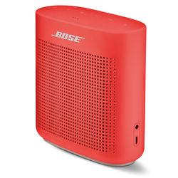 Bose SoundLink Color II Bluetooth Speaker (Coral Red)