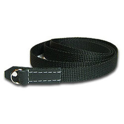"""Sunlows Poly Camera Strap with Ring & Lug Protector (37.4"""", Black Ends)"""