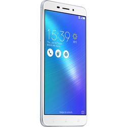 ASUS ZenFone 3 Laser ZC551KL 32GB Smartphone (Unlocked, Glacier Silver)