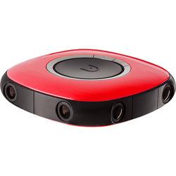 Vuze 4K 3D 360 Spherical VR Camera (Red)