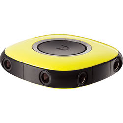 Vuze 4K 3D 360 Spherical VR Camera (Yellow)