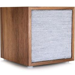 Tivoli CUBE Bluetooth Wireless Speaker (Walnut/Gray)