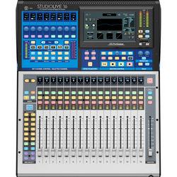 PreSonus StudioLive 16 Series III Digital Mixer - 16-Channel Digital Console/Recorder