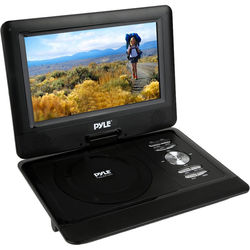 "Pyle Home 10.1"" Portable DVD Player"