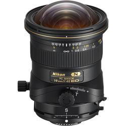 Nikon PC NIKKOR 19mm f/4E ED Tilt-Shift Lens