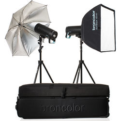 Broncolor Siros 400 S Expert 2-Light Kit