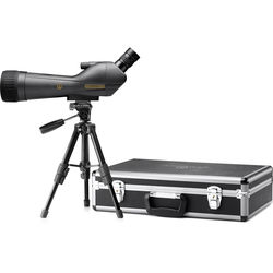 Leupold SX-1 Ventana 2 20-60x80 Spotting Scope Kit (Angled Viewing)