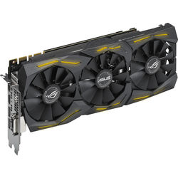 ASUS Republic of Gamers Strix Gaming GeForce GTX 1080 Graphics Card