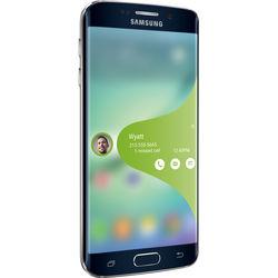 Samsung Galaxy S6 edge SM-G925A 64GB AT&T Branded Smartphone (Unlocked, Black Sapphire)