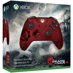 Microsoft Xbox One Gears of War 4 Crimson Omen Limited Edition Wireless Controller
