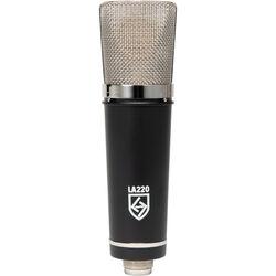 Lauten Audio FET Studio Condenser Microphone (Black)