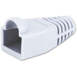 Comprehensive 8mm RJ-45 Boot (White)