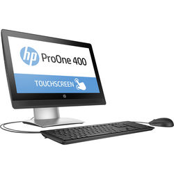 "HP ProOne 400 G2 20"" Touch All-in-One PC with 500GB HDD"