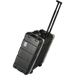 Grundorf Protective AMP Rack Case with Wheels (3 RU)