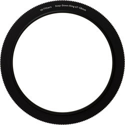 Vu Filters 67-58mm Step Ring for VFH75 75mm Professional Filter Holder Mounting Ring