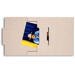 Pina Zangaro Envelopes (25-Pack, Kraft Brown)