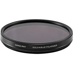 Singh-Ray 55mm Standard Ring Gold-N-Blue Polarizer Filter