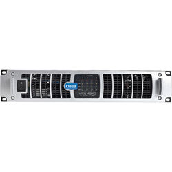 Cloud USA 4-Channel Amplifier (240W, 4 Ohms, 2 RU)