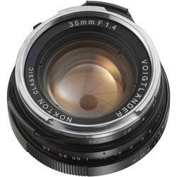 Voigtlander Nokton Classic 35mm f/1.4 SC Lens