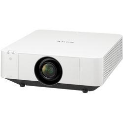 Sony VPL-FHZ65 6000-Lumen 3LCD Laser Light Source Projector (White)