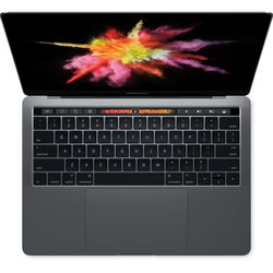 "Apple 13.3"" MacBook Pro with Touch Bar (Late 2016, Space Gray)"