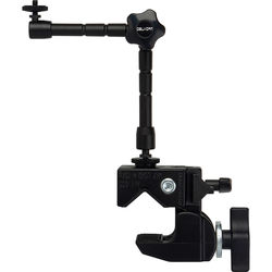 "Delvcam Kit of 11"" Articulating Arm & Manfrotto Super Clamp"