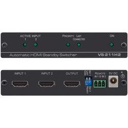 Kramer 2x1 Automatic 4K UHD HDMI Standby Switcher