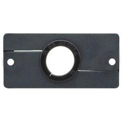 Kramer Wall Plate Insert - 12.5mm Cable Pass Through (Gray)