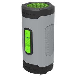 Scosche BoomBottle H2O+ Wireless Speaker (Tech Sport Gray)