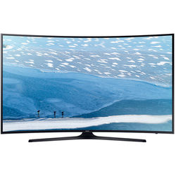 "Samsung KU7350 Series 7 Class 4K Multisystem Curved Smart TV (65"")"