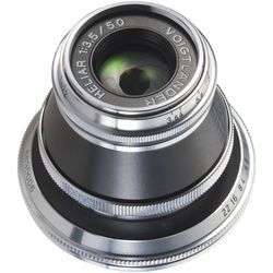 Voigtlander Heliar 50mm f/3.5 Lens