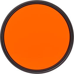 Heliopan Bay 60 #22 Orange Glass Filter for Black and White Film