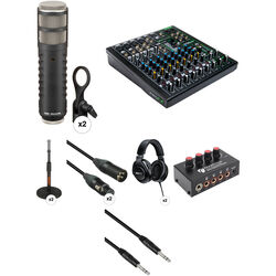 Rode Procaster Broadcast Quality Two-Person Podcasting Kit