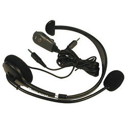 Midland Handheld CB Headset with Boom Microphone