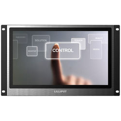 """Lilliput TK1330-NP/C/T 13.3"""" LCD Capacitive Touchscreen Open Frame Monitor"""