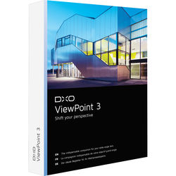 DxO ViewPoint 3 (DVD)